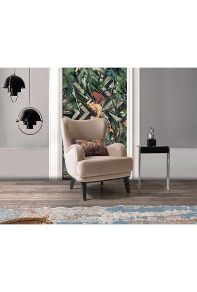 Beyaz Home Collection Stream Berjer