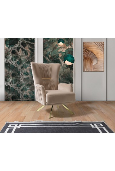 Beyaz Home Collection Anka Berjer