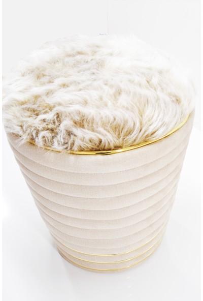 Zem Lunge Cream - Gold Puf