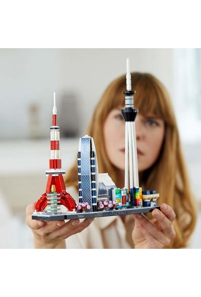LEGO Architecture Skylines: Tokyo 21051 Yapı Kiti (547 Parça)