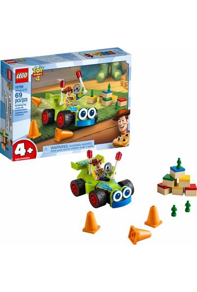 LEGO | Disney Pixar's Toy Story 10766 Yapı Kiti (69 Parça)