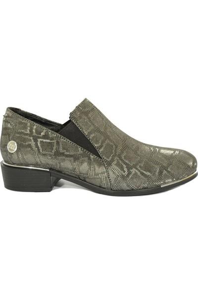 Mammamia D19KA-305 Kadın Deri Ayakkabı