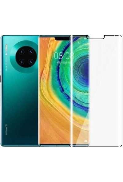 Kvy Huawei Mate 30 Pro Süper Pet Nano Ekran Koruyucu
