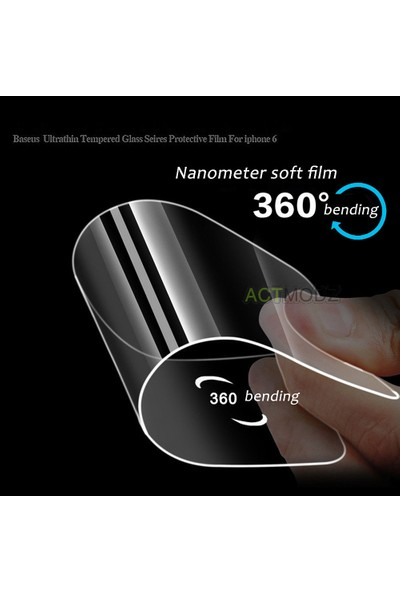 Kvy Xiaomi Mi 9 Lite Fiber Nano Ekran Koruyucu
