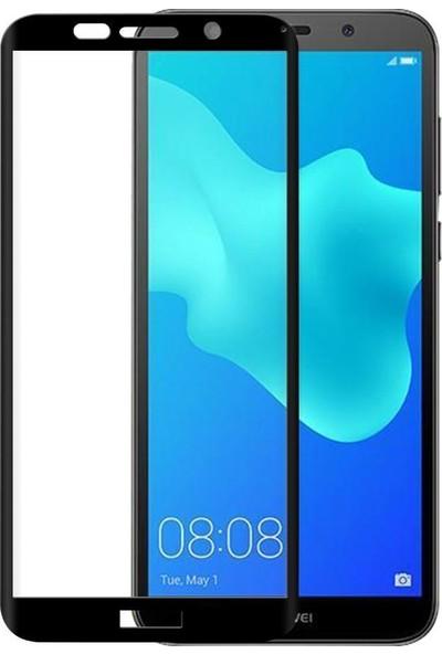 Kvy Huawei Y5 2018 Fiber Nano Ekran Koruyucu
