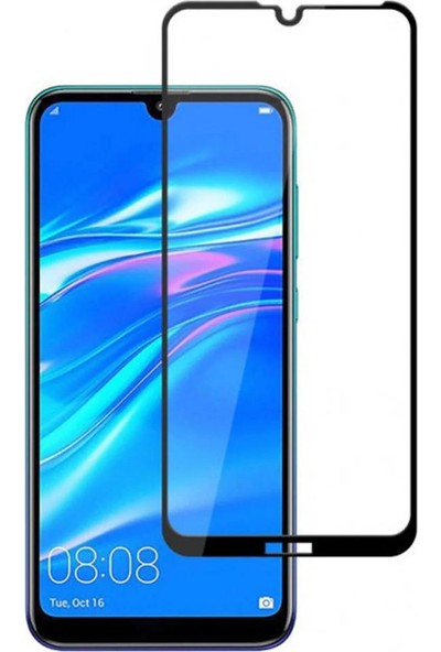 Kvy Huawei Y7 Prime 2019 Fiber Nano Ekran Koruyucu