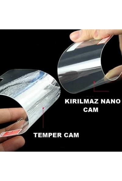 Kvy Huawei Mate 30 Lite Fiber Nano Ekran Koruyucu