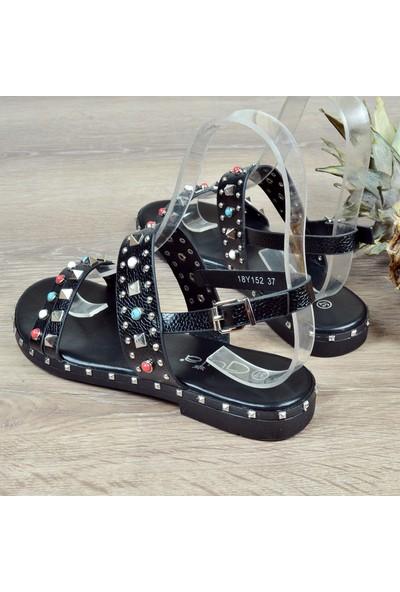 Guja 152 Kadın Taşlı Sandalet