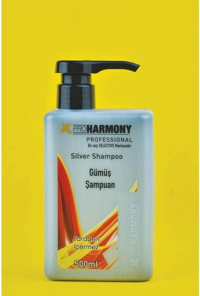 x Pro Harmony Platin Saçlar Için Gümüş Şampuan 500 ml