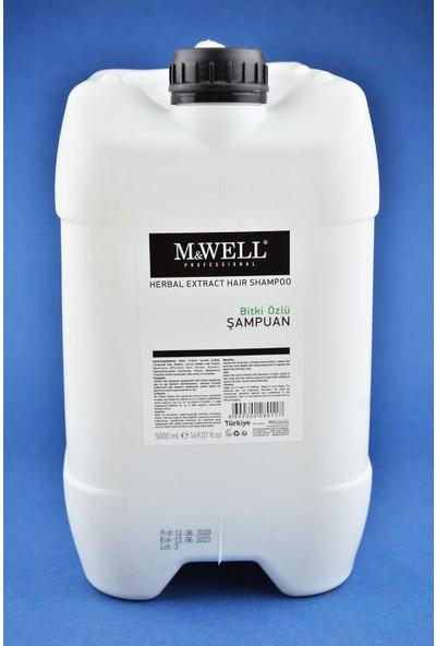 M&Well Bitki Özlü Şampuan 5000 ml
