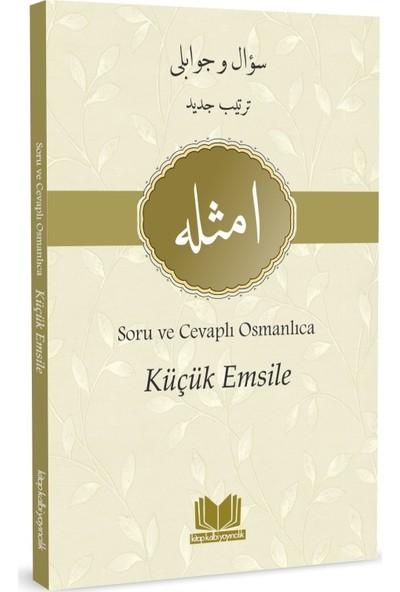 Soru ve Cevaplı Osmanlıca Küçük Emsile - Hüseyin Hıfzi