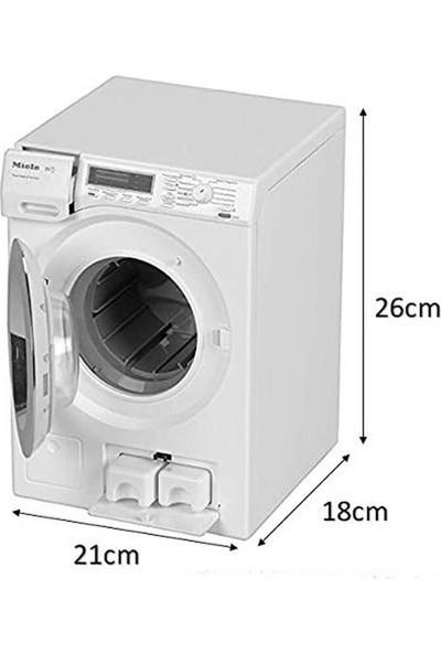 Klein Miele Oyuncak Sesli Işıklı Çamaşır Makinesi