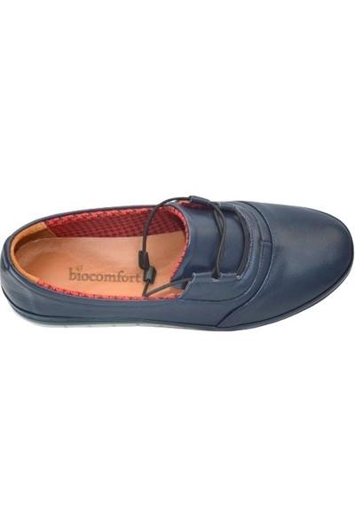 Biocomfort Kadın Anatomik Deri Ayakkabı