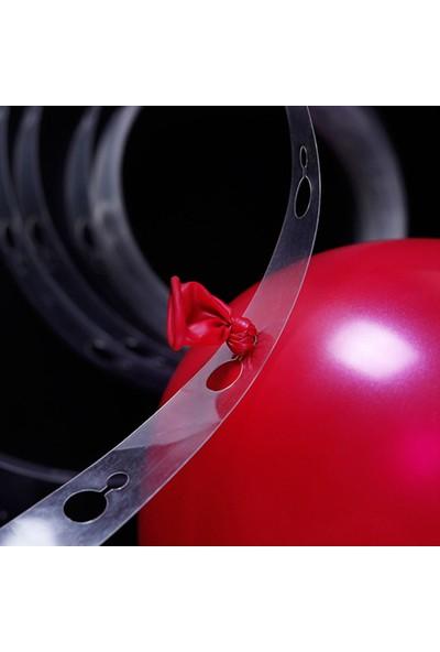 Partijet Balon Zincir ve Yapıştırma Aparat Seti 2'li