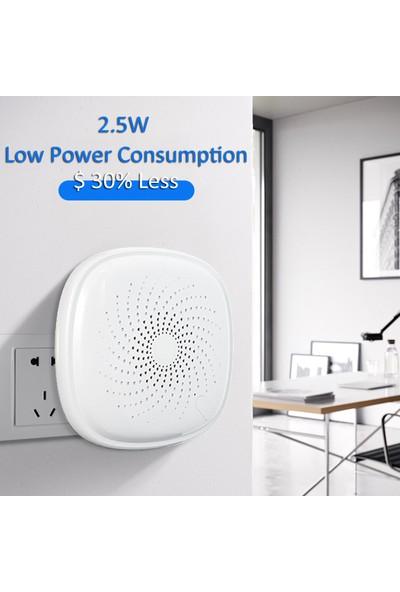 Buyfun 2-In-1 Plug-In Mini Ionizer Hava Temizleyici Ozon Jeneratörü (Yurt Dışından)