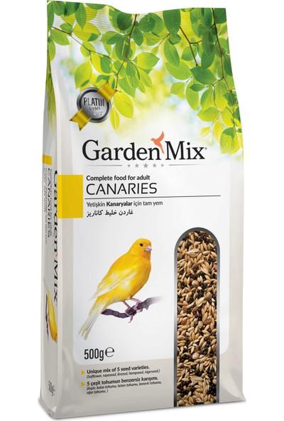 Gardenmix Platin Kanarya Yemi 500 gr