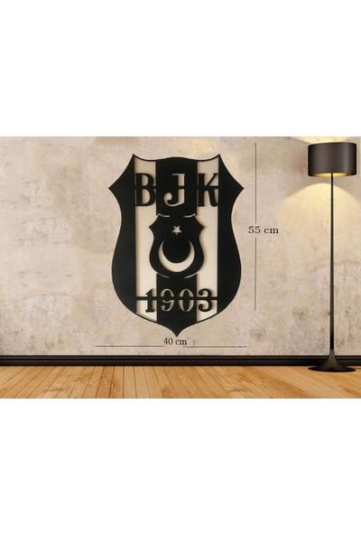 New Now Dekorasyon Beşiktaş Duvar Tablosu