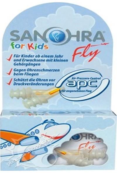 Sanohra Fly Kulak Tıkacı ( Çoçuk )
