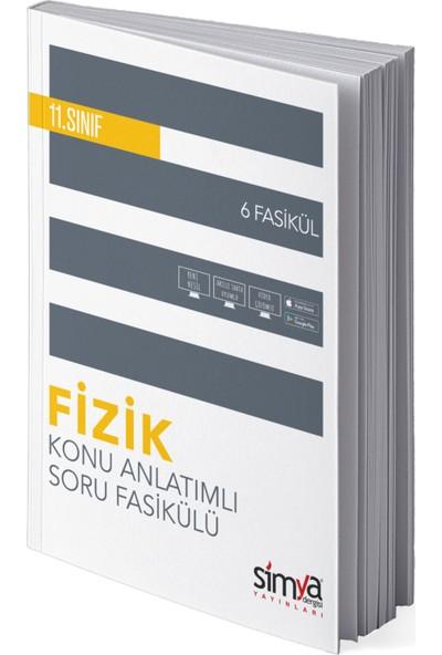 Simya Yayınları 11. Sınıf Fizik Konu Özetli Soru Fasikülü