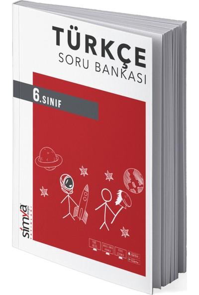 Simya Yayınları 6. Sınıf Türkçe Soru Bankası Kitabı
