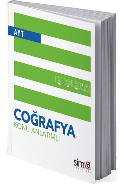 Simya Yayınları Coğrafya AYT Konu Anlatımlı Kitabı
