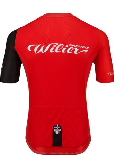 Wılıer Cyclıng Club Forma Kırmızı S