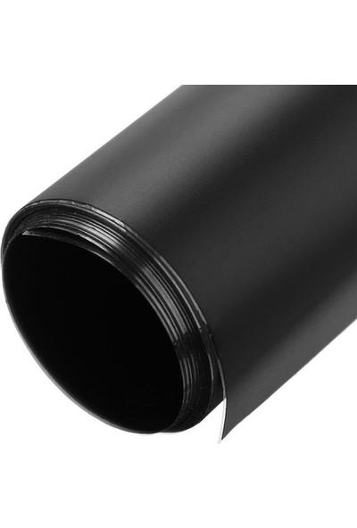 Newdizayn Mat Siyah Transparan Far Filmi 30 cm x 1 m