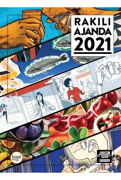 Rakılı Ajanda 2021 - Bant Mag