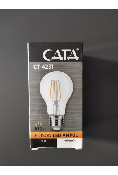 Cata Saya Dizayn Cata Edison LED Ampul CT-4231