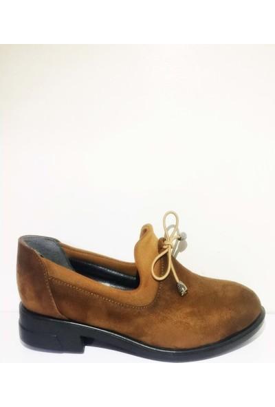 Classy Lastikli Şık Bayan Ayakkabısı