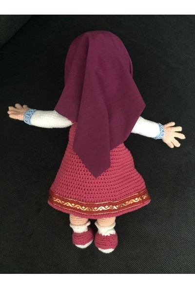 BTR Baby Maşa Bebek