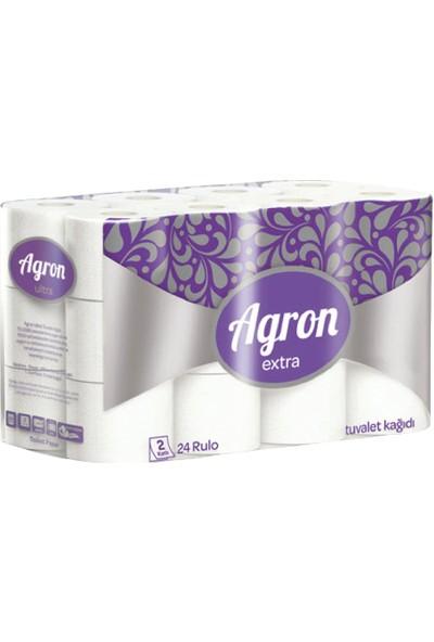 Agron Ev Tipi Extra Tuvalet Kağıdı 72'li