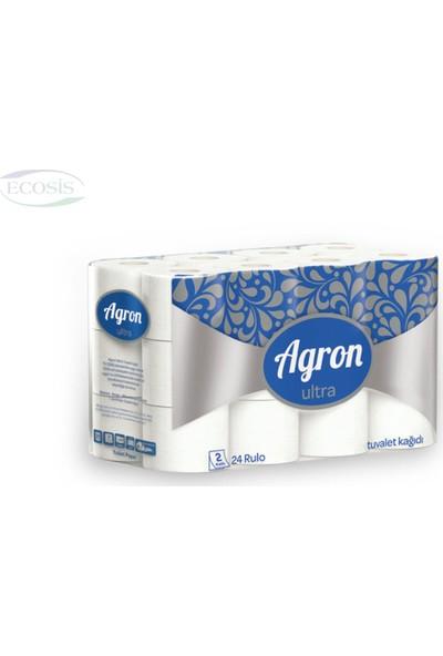 Agron Ultra Tuvalet Kağıdı 24 'lü