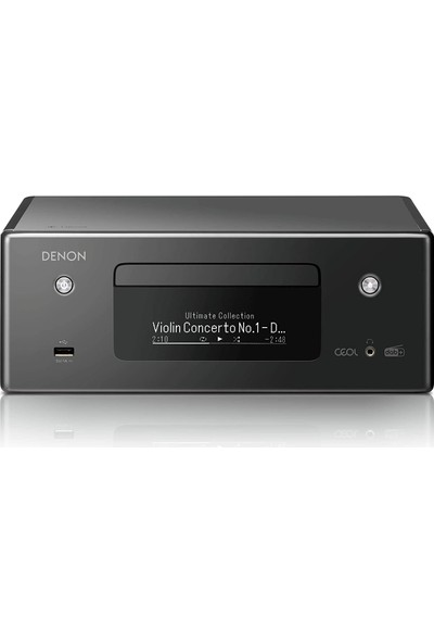 Denon Ceol N11 Dab / Network / CD Player All In One Stereo Amplifikatör