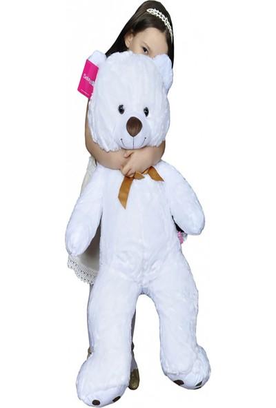 Selay Toys Salaş Ayı 100 cm Beyaz