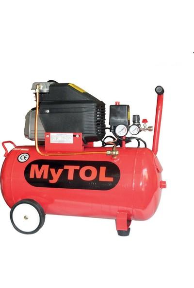 Mytol 2 hp 50 lt Yağli Hava Kompresörü