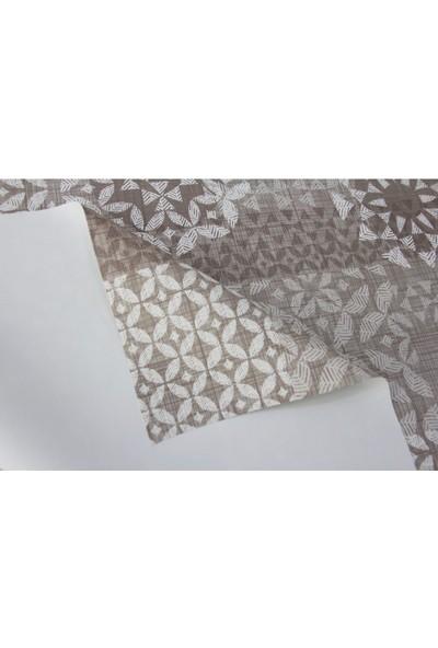 Dede Ev Tekstil Astarlı Pvc Leke Tutmaz Silinebilir Muşamba Masa Örtüsü 1122-1K