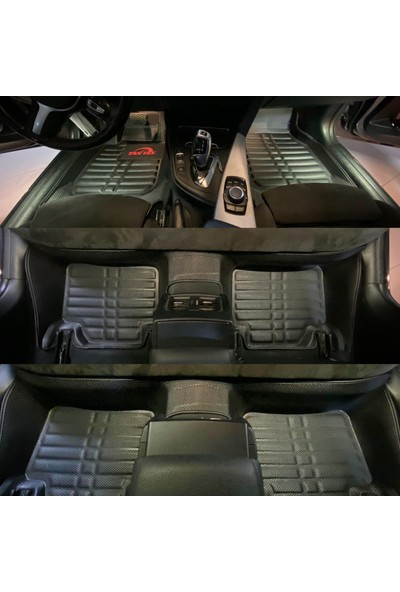 Tantex Hyundai Elentra 2016+ 5D Oto Paspası