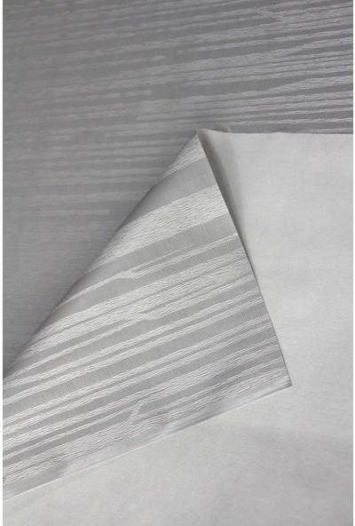 Dede Ev Tekstil Astarlı Silinebilir Leke Tutmaz Pvc Muşamba Masa Örtüsü 78-B1