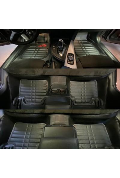 Tantex Peugeot 508 2011 - 2018 5D Oto Paspası Siyah