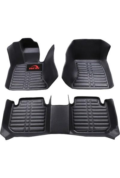 Tantex Honda Cr-V 2012 - 2016 5D Oto Paspası Siyah