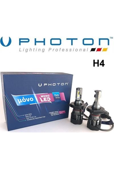 Ford Fıesta H4 LED Xenon Oto Ampulü Photon Mono 2001-2008 Fardoktoru