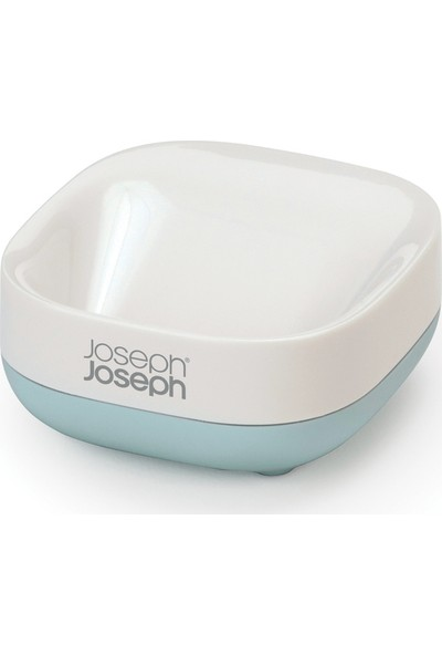 Joseph Joseph Slim Kompakt Sabunluk - Beyaz/mavi