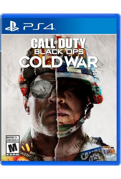 Call Of Duty: Black Ops Cold War PS4 Oyun
