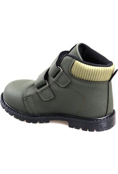 Cool Ketli Yeşil Erkek Çocuk Bebe (22-25) Günlük Bot