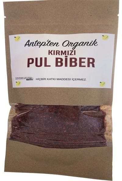 Antepten Organik Kırmızı Pul Biber 250 gr