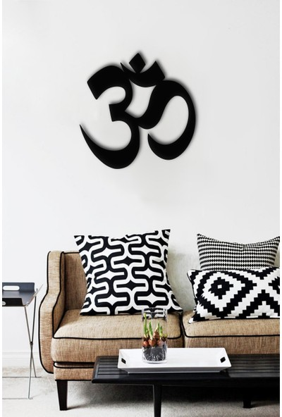 Vatmart Namaste Dekoratif Duvar Metal Tablo Ev Ofis Hediyesi