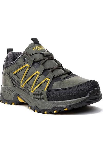 Keeway 601 Haki Kışlık Trekking Ayakkabı