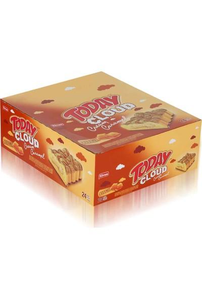 Elvan Today Cloud Cake Karamelli 50 gr x 24