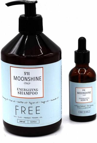Moonshıne Energızıng Ikili Set Şampuan / Dökülme Önleyici Serum